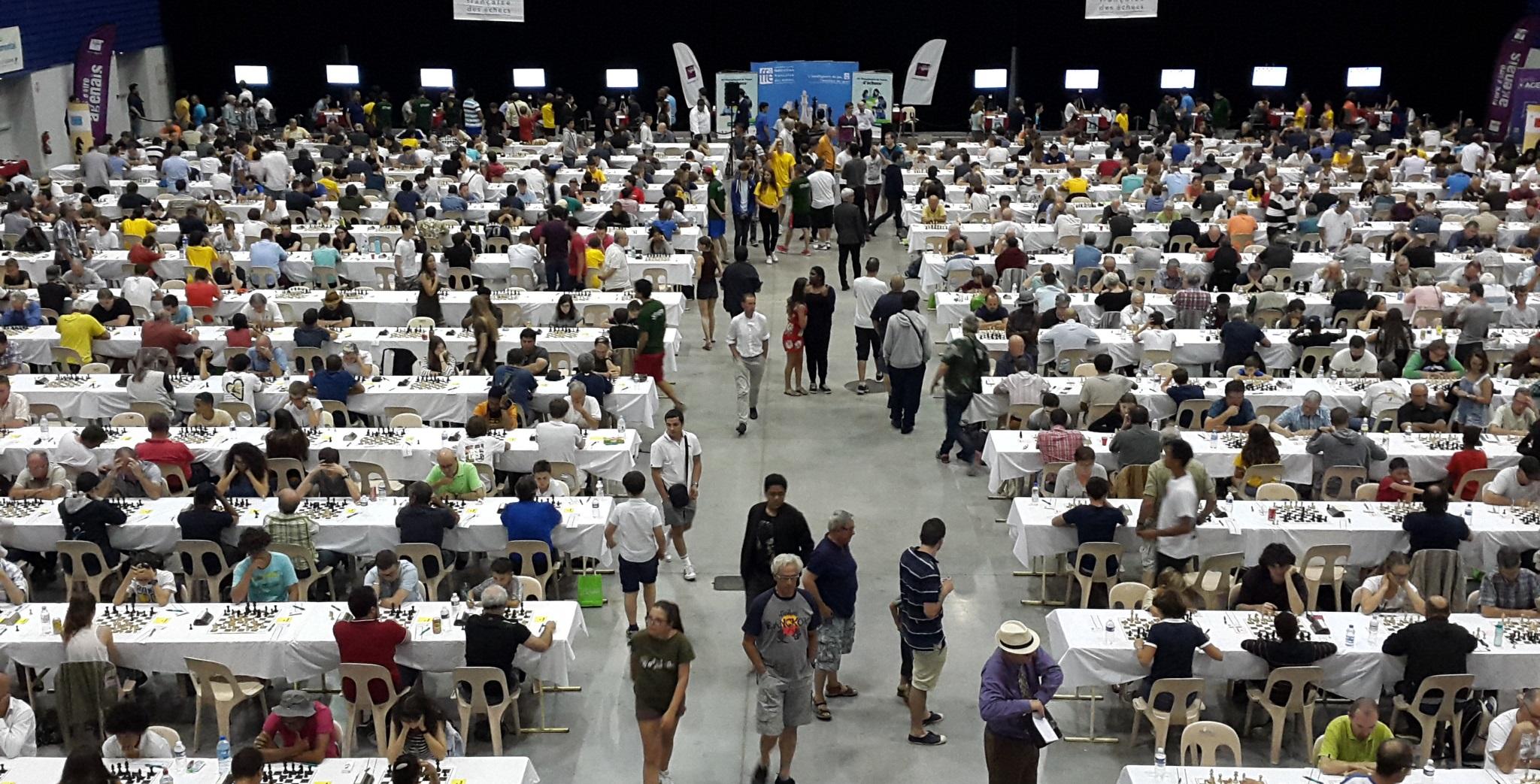 Agen 2017 est terminé, rendez-vous à Nîmes du 18 au 26 août 2018 !